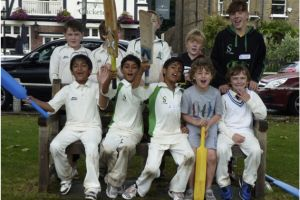Green Shoots for Cricket?